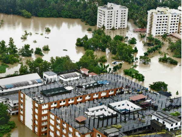 Indian rejects UAEs US dollar 100 million disaster fund offer for Kerala floods