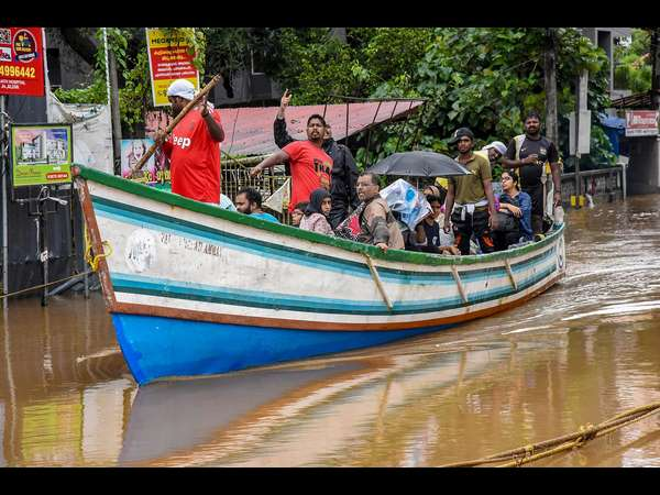 Kerala Floods The Real Superheroes Fishermen