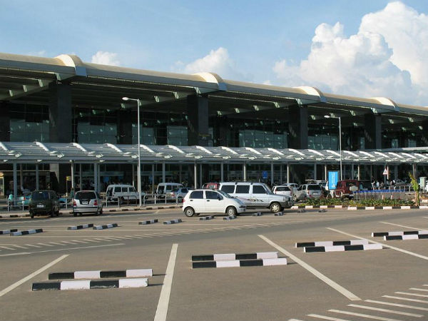 KIAL worlds second fastest growing airport