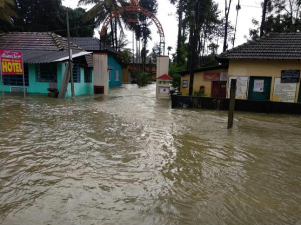 Cabinet sub committee on natural disasters will meet today