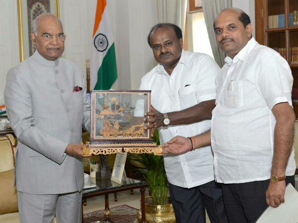 HDK appeals Prez on Karnataka Debt Relief Bill