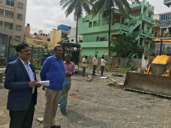 Bengaluru urban DC acquires six acres of land encroached