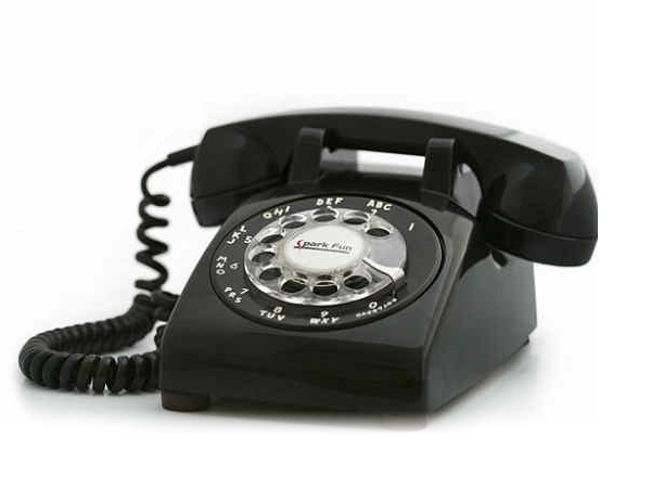 Speaking In Telephone Was So Fun In Those Days