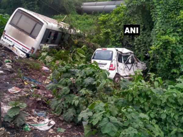 Maharashtra: BJP leader dies in road accident