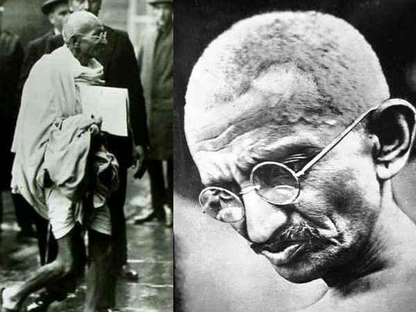 Do you know why Mahatma Gandhi was not attended Independence day celebration?