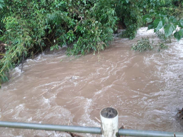 Heavy rain continued in Dakshina Kannada and Western Ghat range