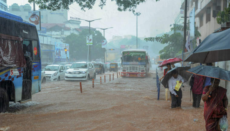 155 Rain Related Deaths In Karnataka