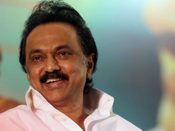 MK Stalin elected as President of DMK in Chennai today
