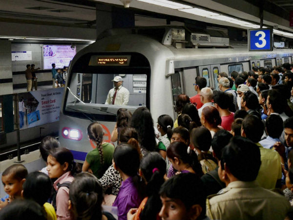 Namma Metro has a 'record' ride 4.23 Lakh commuters