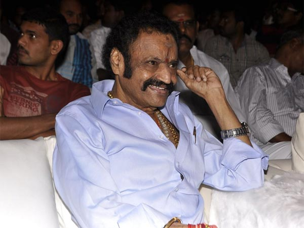 Harikrishna drove father NTR On Chariot when he floated party