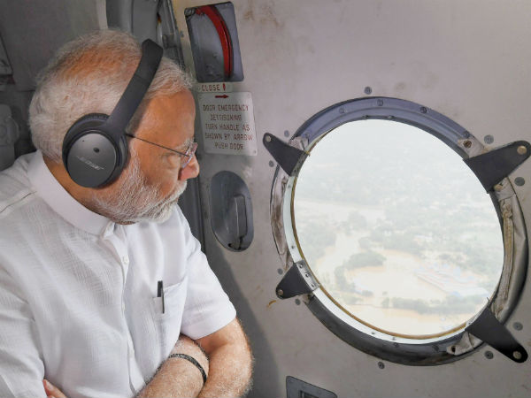 Narendra Modi should tour rain affected districts in Karnataka