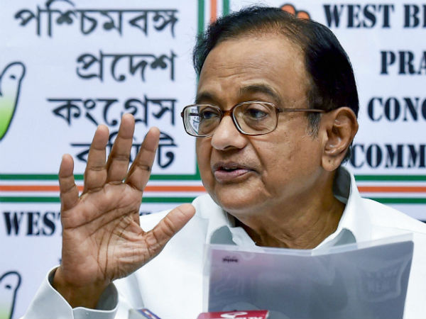INX Media Case : P Chidambaram summoned by ED to appear before it
