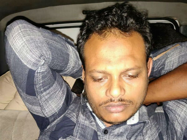 Suspected Terrorist Muneer is being investigated in Bangalore