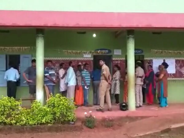 Polling started for Local body election in Dakshina Kannada