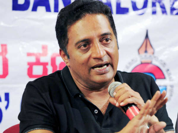 Complaint Filed against Actor Prakash Raj