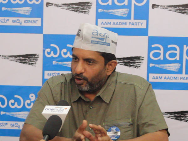 Prithvi Reddy selected as AAP's Overseas Convener