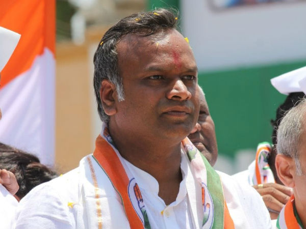 Priyank Kharge unhappy with CMs second capital decision