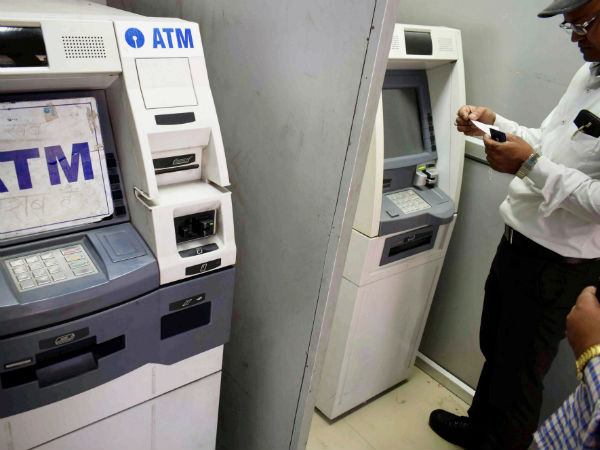 ATMs will not be refilled with cash after 9 pm from February 2019