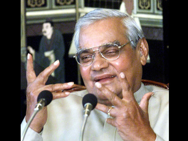 Atal Bihari Vajpayee managed the economy well with 8 per cent growth rate
