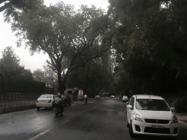 Rain continue with chilled weather in Bengaluru
