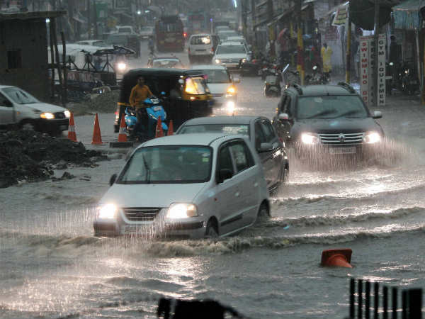 heavy rain will continue two more days in coastal districts