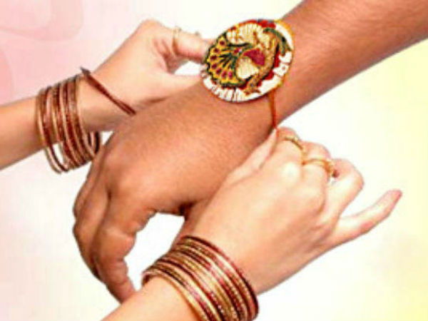 Raksha Bandhan Bonding With Brotherhood Forever