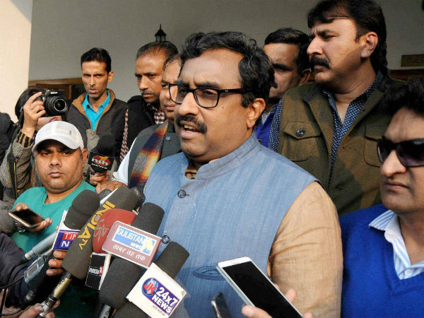 BJPs Ram Madhav said naxalism will soon end in India