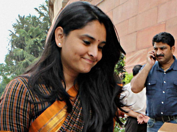 Congress leader Ramya compared RSS to Muslim Brotherhood