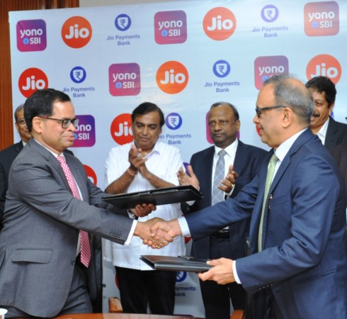 SBI Jio form Partnership for digital platform payment banking