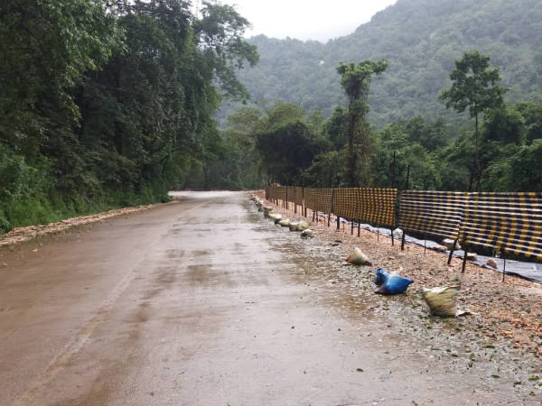Why district administration not allowing Shiradi Ghat for traveling