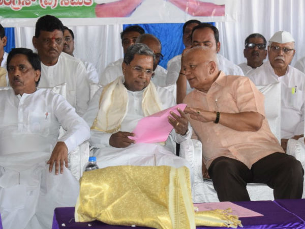 BJP dreaming about government collapse: Siddaramaiah