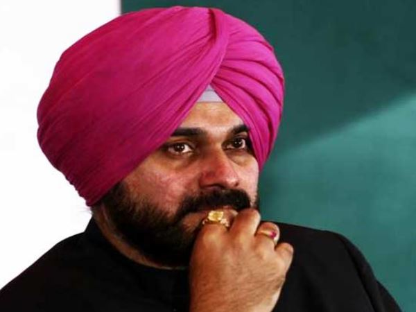 Rashtriya Bajrang Dal Leader Puts Rs 5 Laksh Bounty On Navjot Sidhu Head