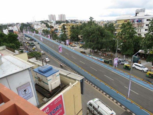 BMRCL invites bids for proposed Silk Board Junction signal free corridor