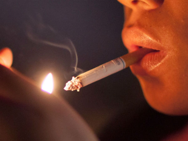 BBMP order that bar, club, restaurants should have smoking zone