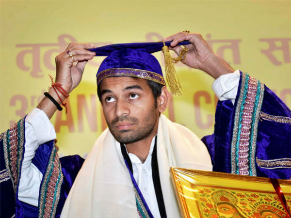 BJP, RSS trying to kill me: RJD leader Tej Pratap