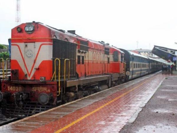 Train missing: Another chance to write exams for constable post