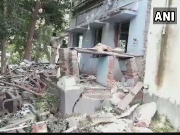 Explosion in Tunmool congress office in West Bengal one dead