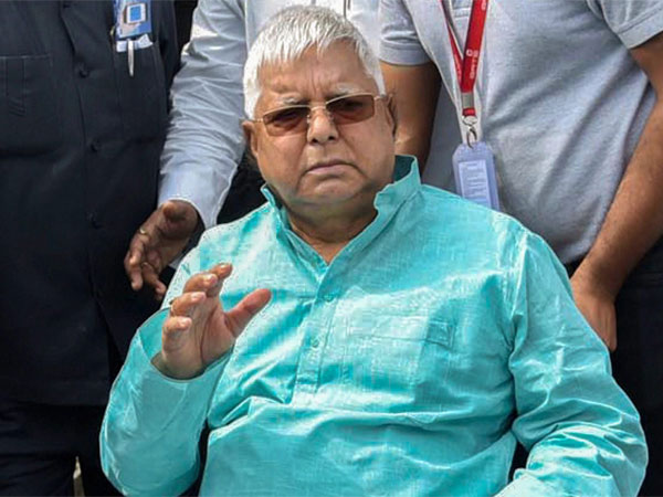 ED chargesheet Lalu, wife, son others in Railway Tender scam