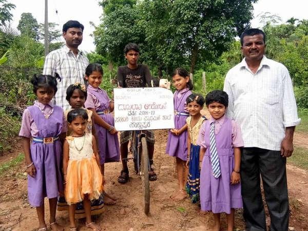 Everyone Should Appreciate The Work Of Sankalapura Government School Teachers
