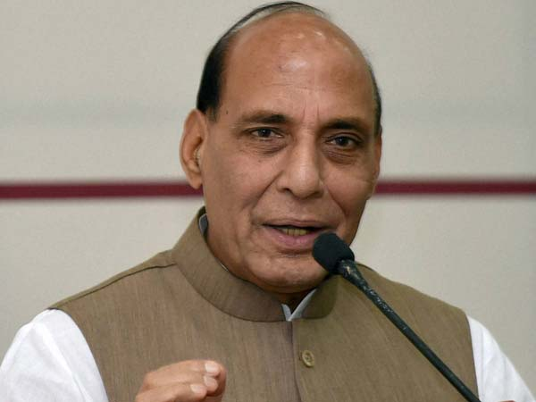 Cyber crimes posing big challenge to security establishment: Rajnath Singh