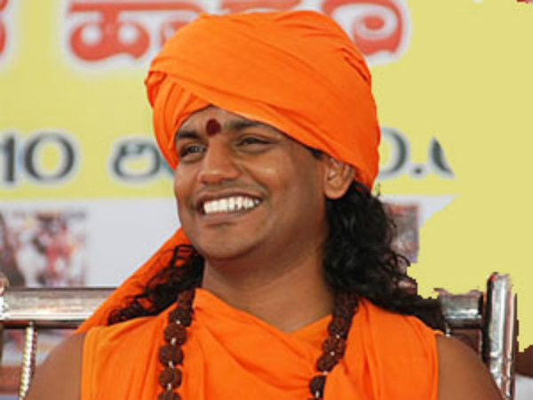 Ramanagara third additional district court issued a non-bailable warrant against Nityananda Swamy