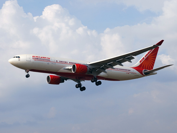 Drunk man urinates on Woman passengers seat in AIr India flight