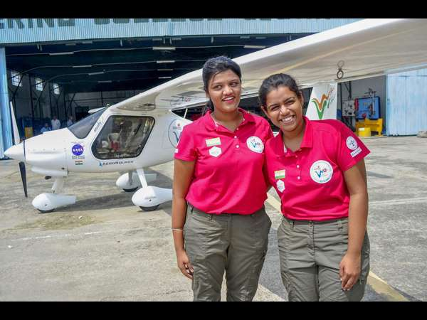 Two Women Circumnavigating The Globe In 90 Days