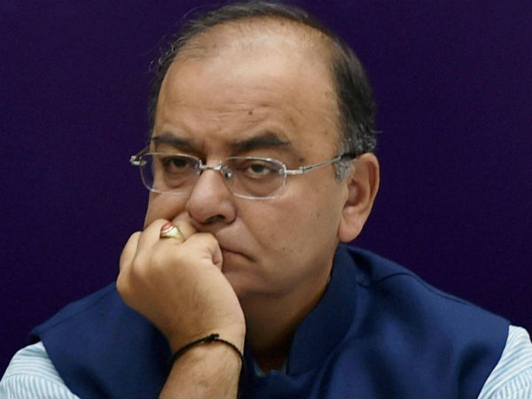 Rupee value down against dollar is normal: Arun Jaitley