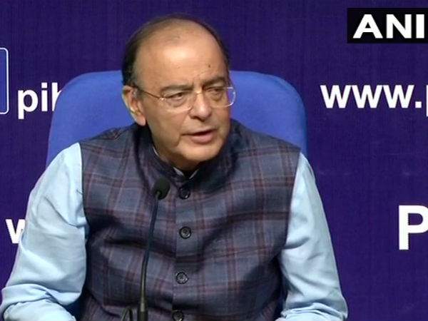 It is a historic order we welcome it: Arun Jaitley