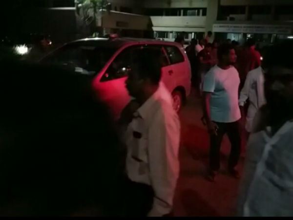 Hindu organisation leader attacked in Managluru