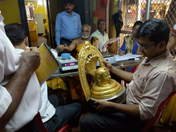 DC SS Nakul took over the administration of the Gokarna Mahabaleshwar Temple