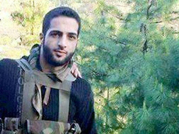 Pakistan glorifies Burhan Wani and issued a ommemorative postage stamp