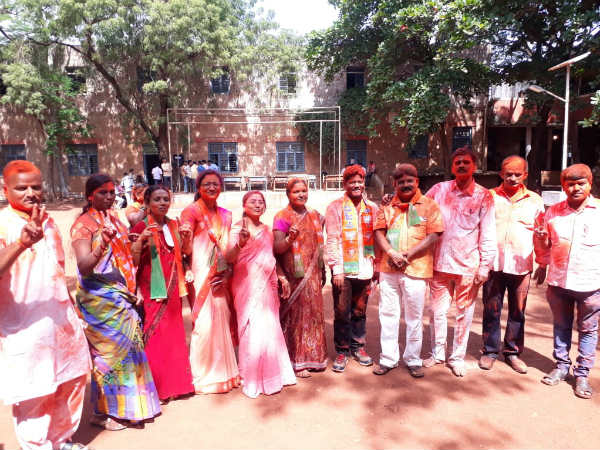 BJP has bagged more power in Bagalkot district