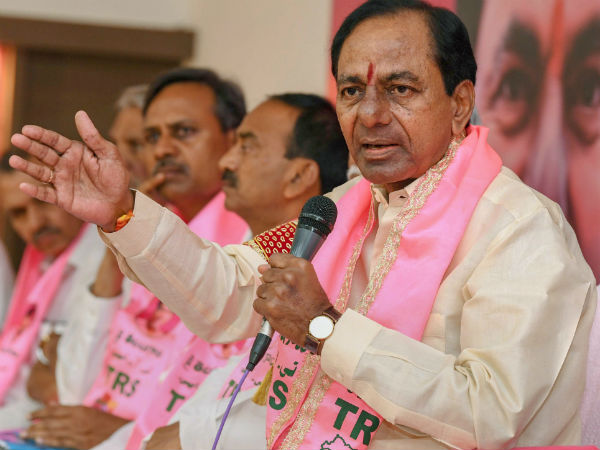 Rahul Gandhi biggest buffoon of the country: Telangana cm KCR